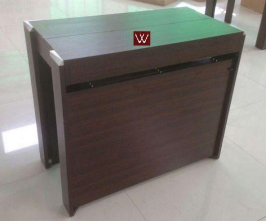 Стол консоль-трансформер венге B 2370